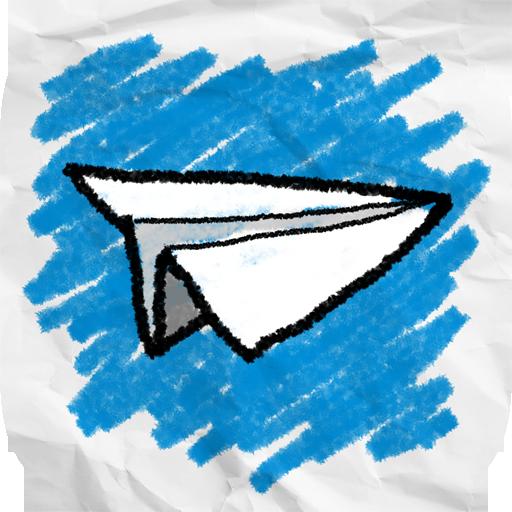 Sketch Plane Logo